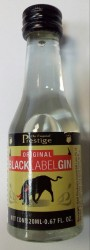 Эссенция Prestige UP Black Label Gin, 20 мл.