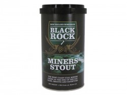 "Cолодовый экстракт ""Black Rock"" Miner's Stout"