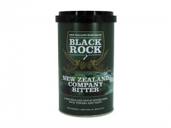 "Cолодовый экстракт ""Black Rock"" New Zeland Bitter"