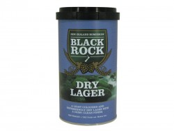 "Cолодовый экстракт ""Black Rock"" Dry Lager"