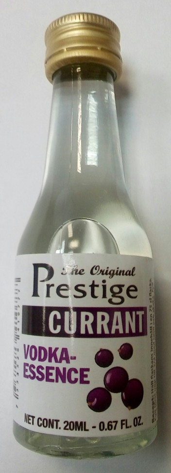 Эссенция Prestige Currant Vodka, 20 мл.