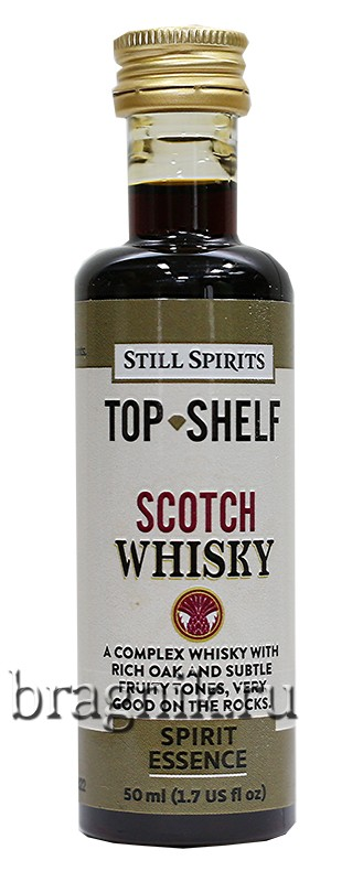 ЭССЕНЦИЯ STILL SPIRITS SCOTCH WHISKEY Spirit, на 2,25 л 50 мл.