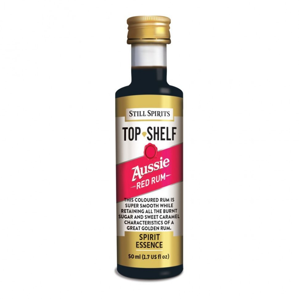 ЭССЕНЦИЯ STILL SPIRITS TOP SHELF AUSSIE RED RUM, на 2,25 л 50 мл.