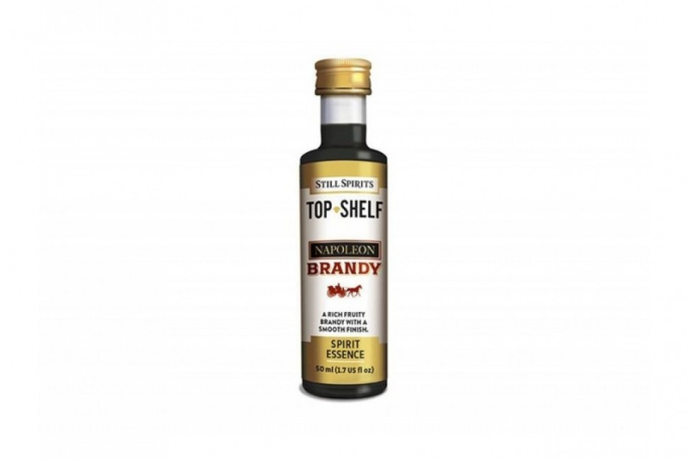 ЭССЕНЦИЯ STILL SPIRITS TOP SHELF NAPOLEON BRANDY, на 2,25 л 50 мл.