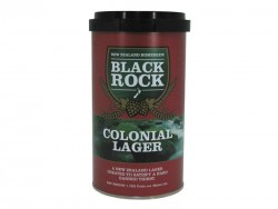 "Cолодовый экстракт ""Black Rock"" Colonial Lager"